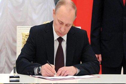Putin imzaladı: Zenginlerden daha fazla vergi alınacak