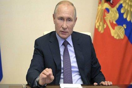 Putin, ikinci Covid-19 aşısının yakında tescil edileceğini açıkladı
