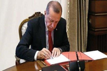Resmi Gazete'de yayımlandı: Erdoğan'dan çok sayıda atama ve görevden alma kararı