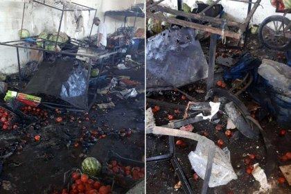 Resulayn'da bombalı saldırı: 5 ölü, 12 yaralı