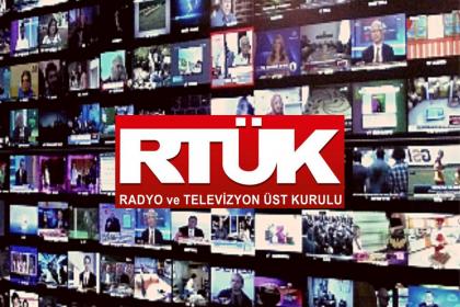 RTÜK'ün 2020 karnesi: Muhalif kanallara 10 milyon, yandaşa 400 bin lira para cezası