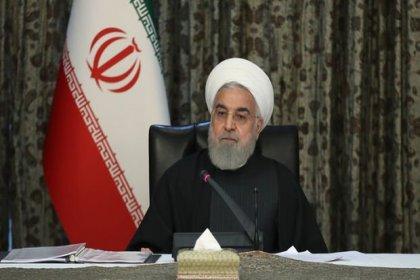 Ruhani açıkladı: Koronavirüs İran'ın bütün eyaletlerine yayıldı