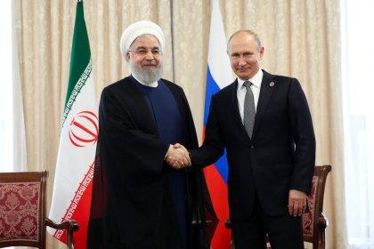 Ruhani'den Putin'e: ABD'nin İdlib'deki durumu istismar etmesine, müdahaleye bahane etmesine izin vermemeliyiz