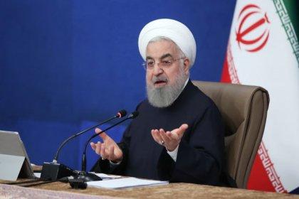 Ruhani'den Trump'a: Komutanımızın elini kestiniz, biz de sizin bacağınızı bölgeden keseceğiz