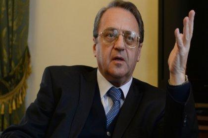 Rusya Dışişleri Bakan Yardımcısı Mihail Bogdanov: Türkiye'nin desteğiyle Libya'ya yabancı militan gönderiliyor
