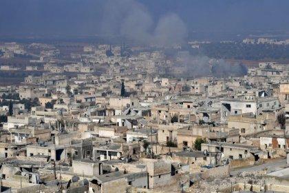 Rusya: Türkiye İdlib'e askeri araçlardan ve mühimmat yüklü tırlardan oluşan kilometrelerce uzunlukta bir konvoy gönderdi