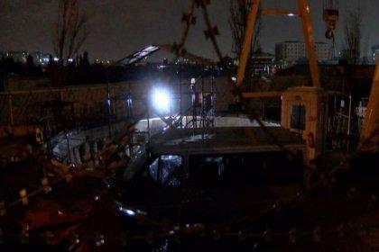 Sabiha Gökçen Havalimanı-Pendik Metrosu tünel inşaatında göçük: 4 işçi yaralandı