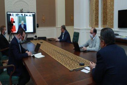 Sağlık Bakanı Dr. Fahrettin Koca, İl Sağlık Müdürleriyle Görüştü