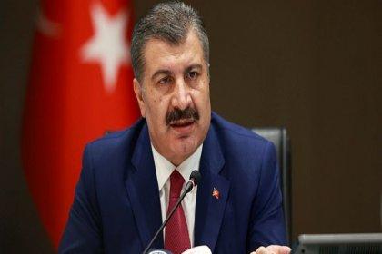 Sağlık Bakanı Koca: 65 yaş üstünde nüfusa göre 4 kat vaka artışı görülüyor