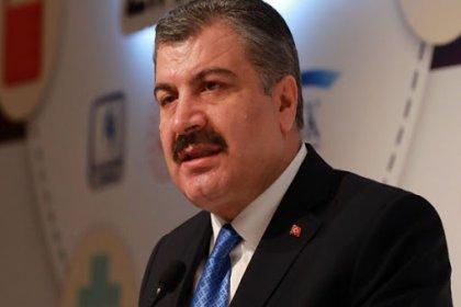 Sağlık Bakanı Koca: Çin'den gelen bütün uçuşların ay sonuna kadar durdurulması kararı aldık