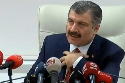 Sağlık Bakanı Koca; korona virüsten toplamda 21 kişi hayatını kaybetti, hasta sayısı 947