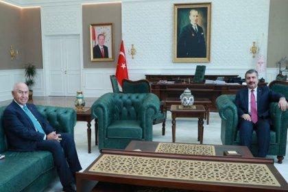 Sağlık Bakanı Koca, Liglerin devamı federasyonun kendi iradesinde