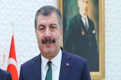 Sağlık Bakanı Koca'dan CHP Lideri Kılıçdaroğlu'na baş sağlığı mesajı