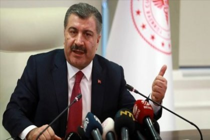 Sağlık Bakanı Koca'dan Türkiye'den ABD'ye giden bir kişide koronavirüs teşhis edilmesine ilişkin açıklama