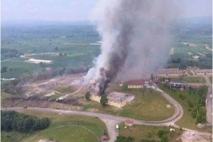Sakarya'daki patlamayla ilgili yeni gelişme: 2 kişi daha gözaltına alındı