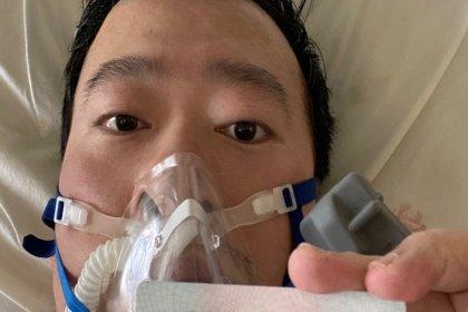 Salgını bulan ve susturulmak istenen Çin'li doktor koronavirüse yakalandı
