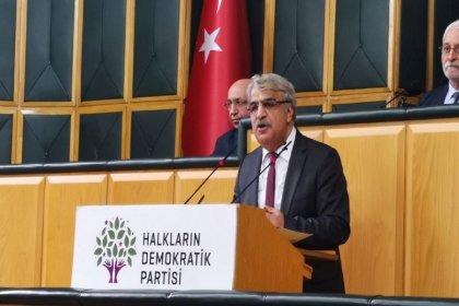 Sancar: İçimizden ya da dışımızdan hiçbir erkek HDP'nin kadın mücadelesini sekteye uğratamayacaktır