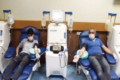 Şanlıurfa'daki plazma bağışçıları kentte kan bankası bulunmadığı için farklı illere gönderiliyor