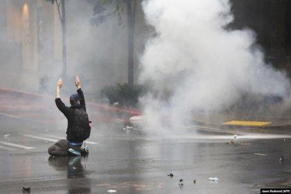 Seattle'da polisin biber gazı kullanması yasaklandı