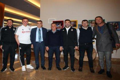 Şenol Güneş'ten Süper Lig takımlarına ziyaret