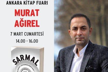 Serbest bırakılan Murat Ağırel: Ankara'daki dostlarım bugün kitap fuarında olacağım. Daha yeni başlıyoruz