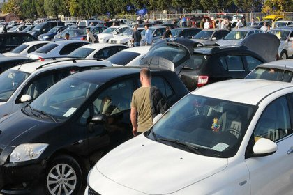 Sıfır araçlarda ÖTV zamları nedeniyle ikinci el fiyatları yükseldi