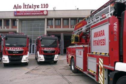Sınav sonuçları açıklandı: Ankara Büyükşehir Belediyesi'nin yeni itfaiye erleri belli oldu