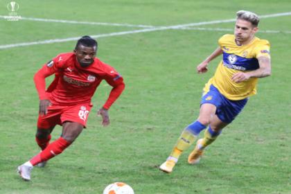 Sivasspor 0-1 Maccabi Tel Aviv