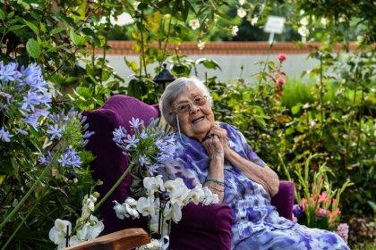Sümerolog Muazzez İlmiye Çığ 107. yaşını kutladı