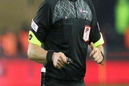Süper Lig'de 11'inci haftanın hakemleri açıklandı