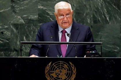 Suriye Dışişleri Bakanı'ndan Türkiye'ye terör suçlaması
