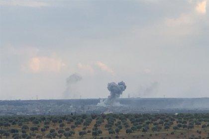 Suriye ordusu Serakib'i yeniden ele geçirdiğini duyurdu