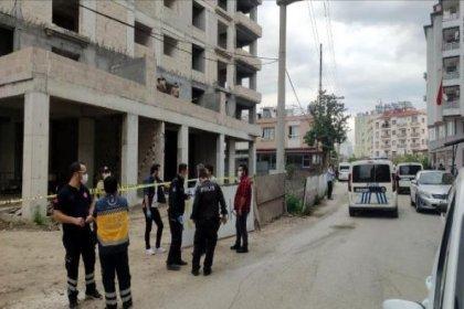 Suriyeli işçi 10 katlı inşaattan düşerek yaşamını yitirdi