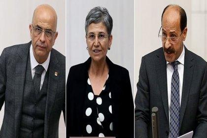TBMM'de vekilliği düşen CHP'li ve HDP'li 3 vekil tutuklandı