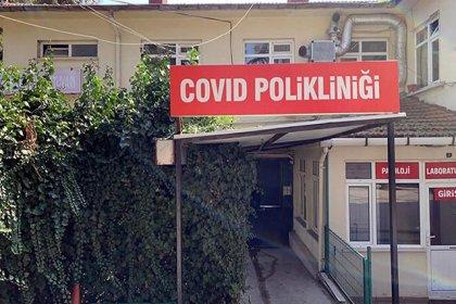 Tekirdağ Devlet Hastanesi'nde 'Covid Polikliniği' kuruldu