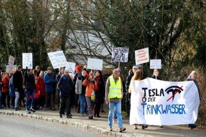 Tesla'nın Almanya'daki fabrika hazırlıkları yargı kararıyla durduruldu
