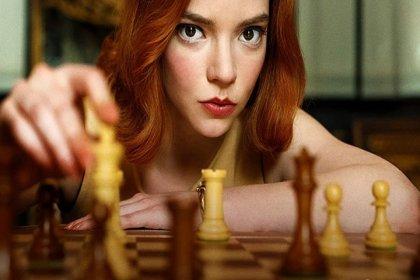 The Queen's Gambit dizisi Netflix'te rekor kırdı