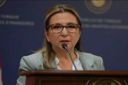 Ticaret Bakanı Ruhsar Pekcan'ın annesi hayatını kaybetti