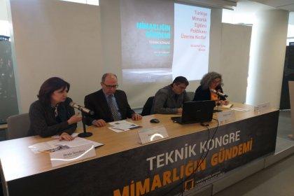 TMMOB Mimarlar Odası İstanbul Büyükkent ve Ankara şubeleri yeni yönetimlerini belirledi