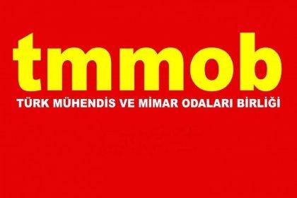 TMMOB'dan Pınar Gültekin için başsağlığı mesajı