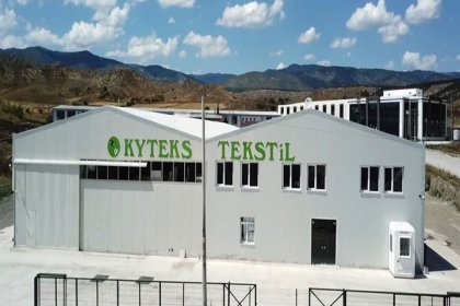 Tosya'da koronavirüs alarmı: Tekstil fabrikası kapatıldı, 230 işçi karantinada