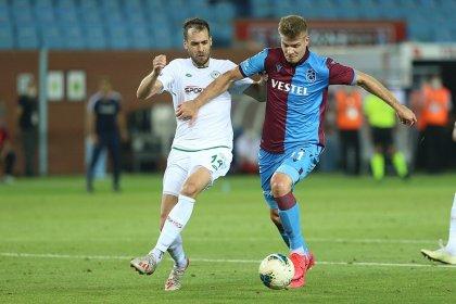 Trabzonspor: 3 - Konyaspor: 4