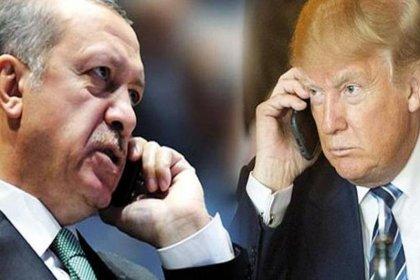 Trump'tan Erdoğan'a Elazığ depremi için taziye telefonu