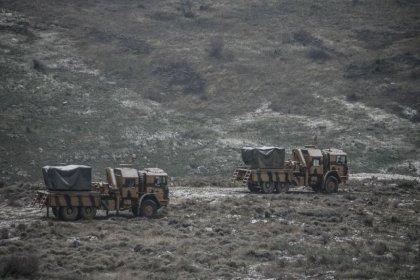 TSK'dan İdlib'deki gözlem noktalarına komando takviyesi