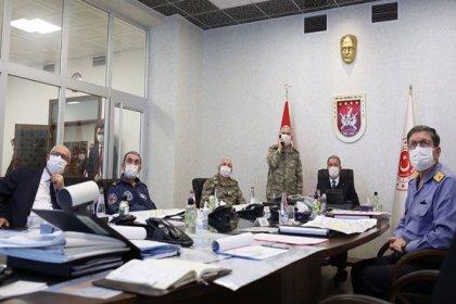 TSK'dan Irak'ın kuzeyine yeni harekat