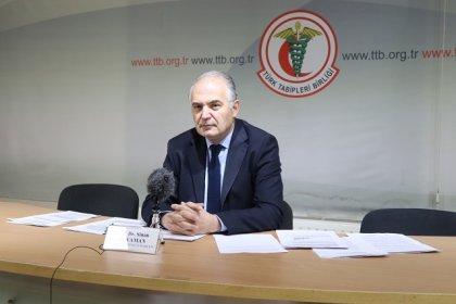 TTB'den AKP'li vekilin 1 ayda 8 koronavirüs testi yaptırmasına tepki: Bu bir skandaldır