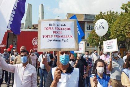 Tüm Bel-Sen: 'CHP'li belediyeler işçileri açlığa mahkum ediyor'