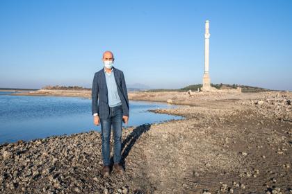 Tunç Soyer: Barajlarda seviye biraz yükseldi ama tehlike geçmedi