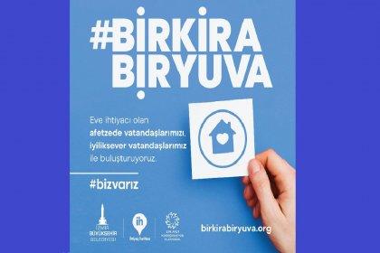 Tunç Soyer; Başlattığımız #BirKiraBirYuva kampanyasına #BizVarız diyerek büyük destek geliyor, yoğunluktan internet sitemiz zaman zaman kilitleniyor; Denemekten vazgeçmeyin lütfen!