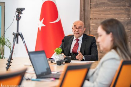 Tunç Soyer: 'İzmir turizminin anayasasını yazdık'